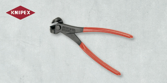 KNIPEX 200MM END CUT PLIERS KP68–200