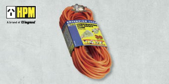 HPM 30M EXTRA HEAVY DUTY EXTENSION LEAD R2930