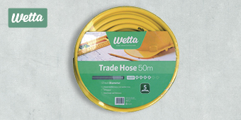 WETTA TRADE 12MM X 50M UNFITTED HOSE