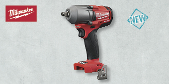 "MILWAUKEE M18 FUEL MID-TORQUE 1/2"" IMPACT WRENCH SKIN 18FMTIWF12–0"